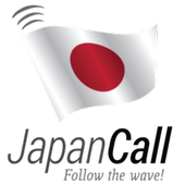 Call Japan, Let's call icon