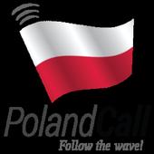 Call Poland, Let's call icon