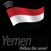 Call Yemen, Let's call icon