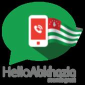 Hello Abkhazia, Let's call icon