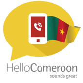 Hello Cameroon, Let's call icon