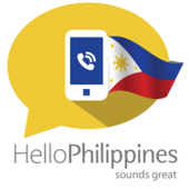 Hello Philippines, Let's call icon