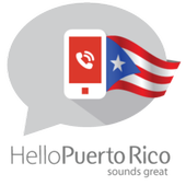 Hello Puerto Rico, Let's call icon
