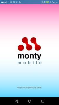 MontyMobile poster