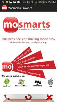 Mosmarts Browser poster