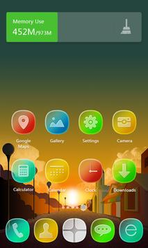 Little Town Icons & Wallpapers apk screenshot