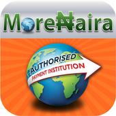 MoreNaira icon
