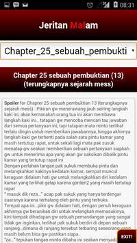 Jeritan Malam | SFTH Novel apk screenshot