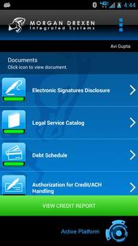 Morgan Drexen Mobile APP apk screenshot