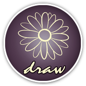 How To Draw Flower icon