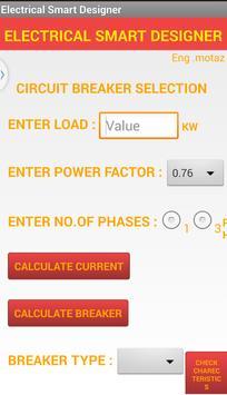 Electrical Smart Designer apk screenshot