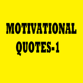 Motivational Quotes 1 icon