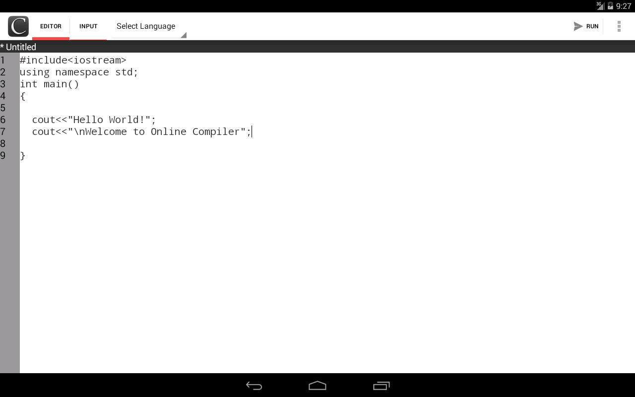 Online Compiler Apk Download Free Education App For