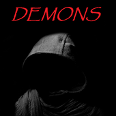 Demonology Book and Satanism icon
