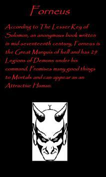 Demonology Book and Satanism apk screenshot
