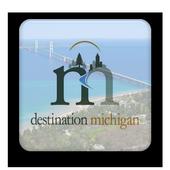 Destination Michigan icon