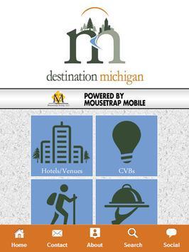 Destination Michigan apk screenshot