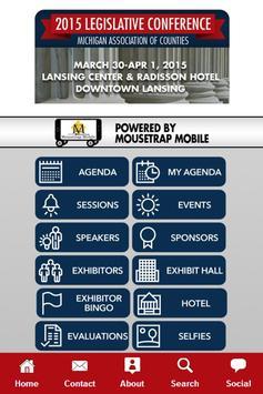 MAC Legislative Conference App apk screenshot