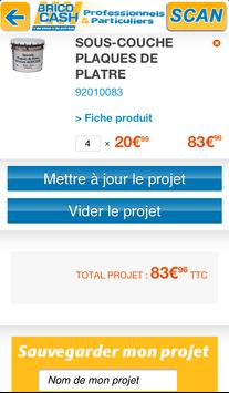 Brico Cash - Scan apk screenshot