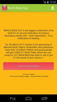 World Book Day apk screenshot