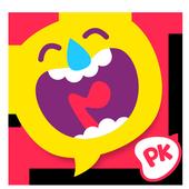 PlayKids Talk - Safe Chat App icon