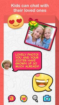 PlayKids Talk - Safe Chat App apk screenshot