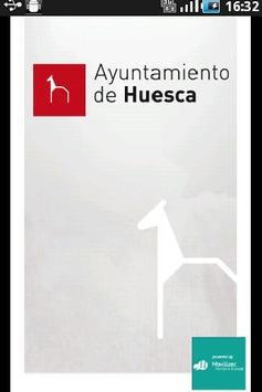 Ayuntamiento Huesca poster