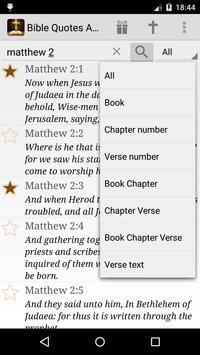 Daily Bible Verse ASV poster