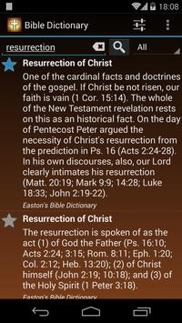 The Bible Dictionary® Offline poster