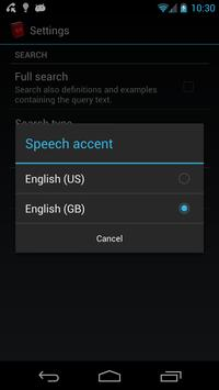 Offline English Dict. FREE apk screenshot