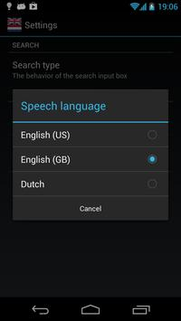 Offline English Dutch Dict. apk screenshot