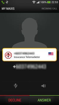 Spam Alert apk screenshot