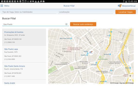 Vagas – ManpowerGroup Brasil apk screenshot