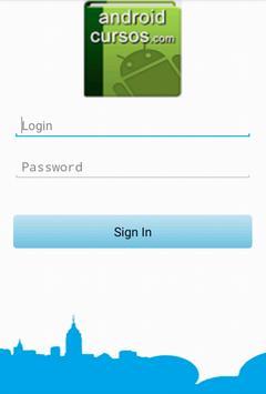 AndroidCursos apk screenshot