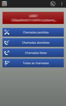 Histórico de Chamadas MPS apk screenshot
