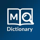 MQDict Dictionary icon