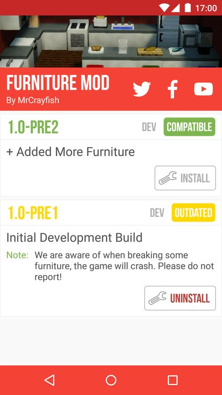 Furniture Mod Installer Apk Download Free Entertainment