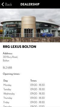 RRG Lexus apk screenshot