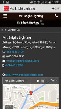 Mr. Bright Lighting apk screenshot