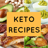 Ketogenic Diet Recipes Guide icon