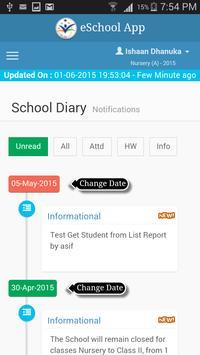 RNF LITTLE HEART SCHOOL apk screenshot