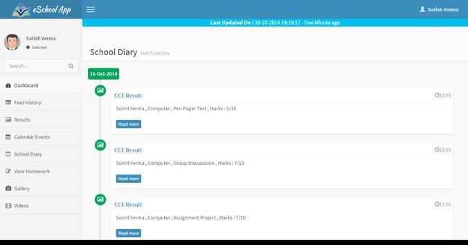 Stanford International School apk screenshot