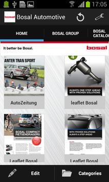 Bosal automotive poster