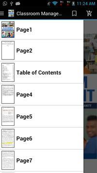 Classroom Management apk screenshot
