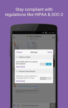 Office Chat: Team Text and IM apk screenshot