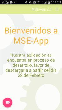 MSEapp apk screenshot