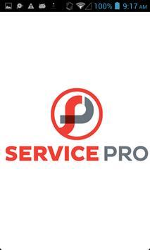 Service Pro® Mobile 1.6 poster