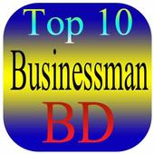 Top 10 Businessman BD icon