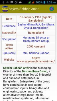 Top 10 Businessman BD apk screenshot