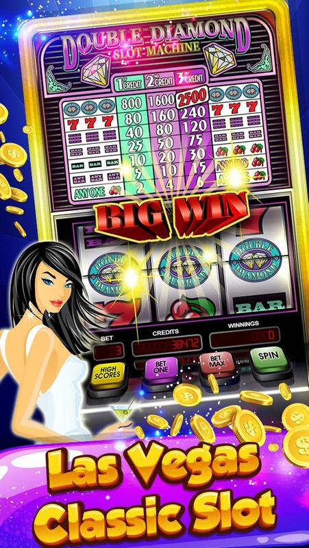 Double Diamond Slot Machine Games